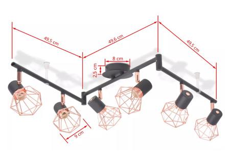 Moderne plafondlampen | Echte sfeermaker voor je interieur - nu incl. gratis verzending