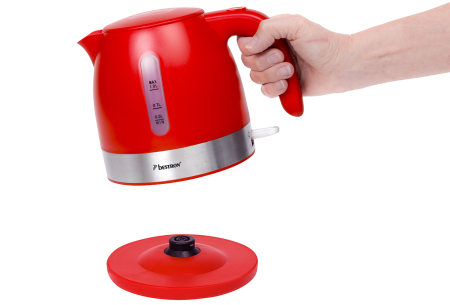 Bestron waterkoker | Prachtig design & razendsnel gekookt water!