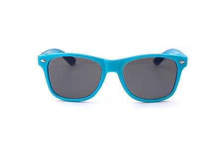 Wayfarer zonnebril | In maar liefst 11 kleuren Blauw