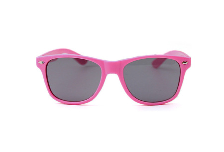 Wayfarer zonnebril | In maar liefst 11 kleuren Fuchsia