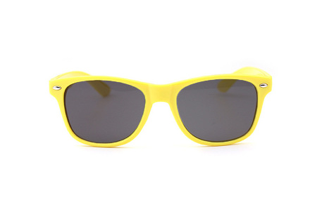 Wayfarer zonnebril | In maar liefst 11 kleuren Geel