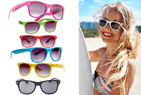 Wayfarer zonnebril | In maar liefst 11 kleuren