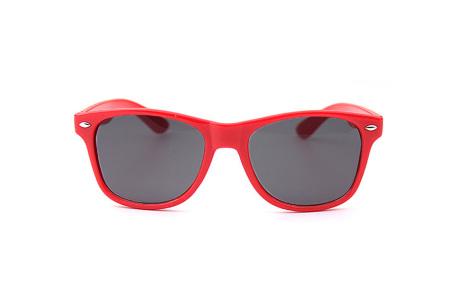 Wayfarer zonnebril | In maar liefst 11 kleuren Rood