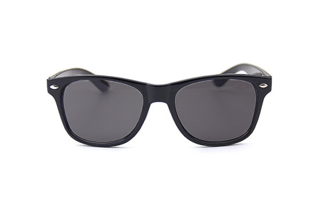 Wayfarer zonnebril | In maar liefst 11 kleuren Zwart