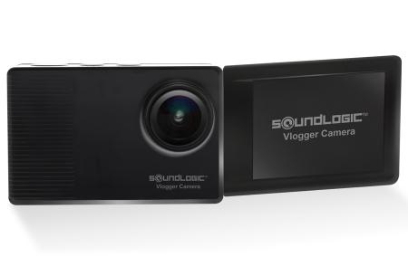 SoundLogic vlogcamera | Maak de leukste vlog filmpjes!