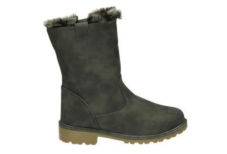 Gevoerde schoenen sale | Elke werkdag lagere prijzen, maar wees op tijd | OP=OP ZY9212 grijs