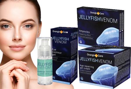 Orange Care Jellyfish Venom | 3-in-1 pakket