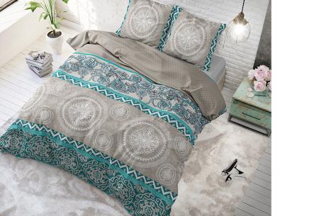 Dekbedovertrekken van Sleeptime | Keuze uit diverse prints & maten  Wooly