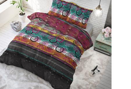 Dekbedovertrekken van Sleeptime | Keuze uit diverse prints & maten  Rainbow