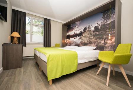 Overnachting inclusief dagentree wellnessresort Veluwse bron | Kom tot rust!