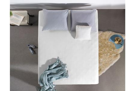 Dreamhouse hoeslakens | 100% hoogwaardig glad katoen in 6 kleuren wit