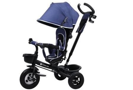 Kinderline buggy met driewieler | Groeit met je kind mee