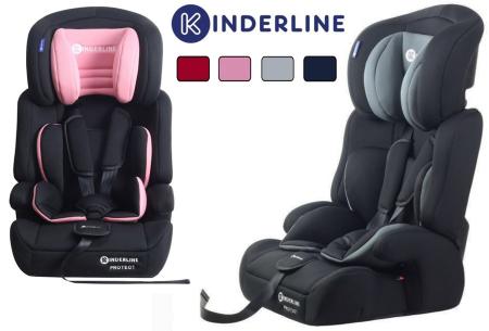 Kinderline autostoel voor kinderen nu met korting