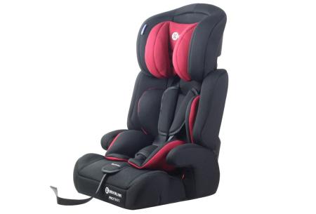 Kinderline autostoel | Met optimale ondersteuning voor hoofd, nek en lichaam