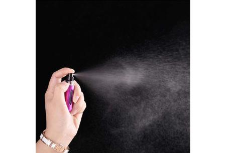 Navulbare parfumverstuiver | Neem je favoriete parfum overal mee naartoe