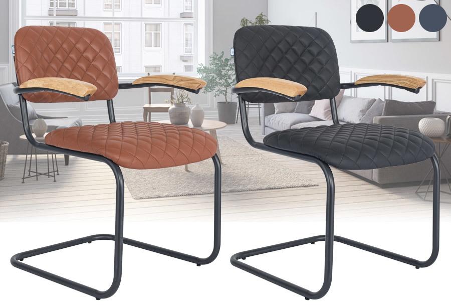 Lederen Figo stoel nu in de uitverkoop <br/>EUR 99.99 <br/> <a href='https://tc.tradetracker.net/?c=24550&m=1018120&a=321771&u=https%3A%2F%2Fwww.vouchervandaag.nl%2Flederen-figo-stoel-feel-furniture' target='_blank'>Bekijk de Deal</a>