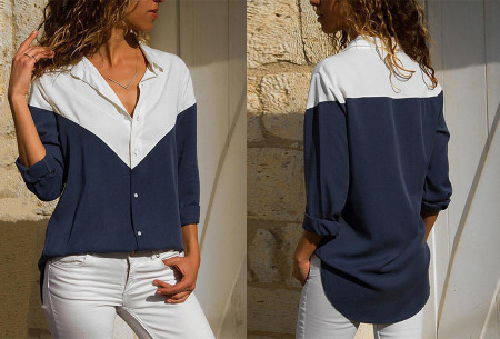 Multicolor blouse | Stijlvolle blouse verkrijgbaar in 11 prints #2