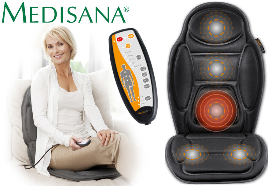 Korting op Medisana massagekussen