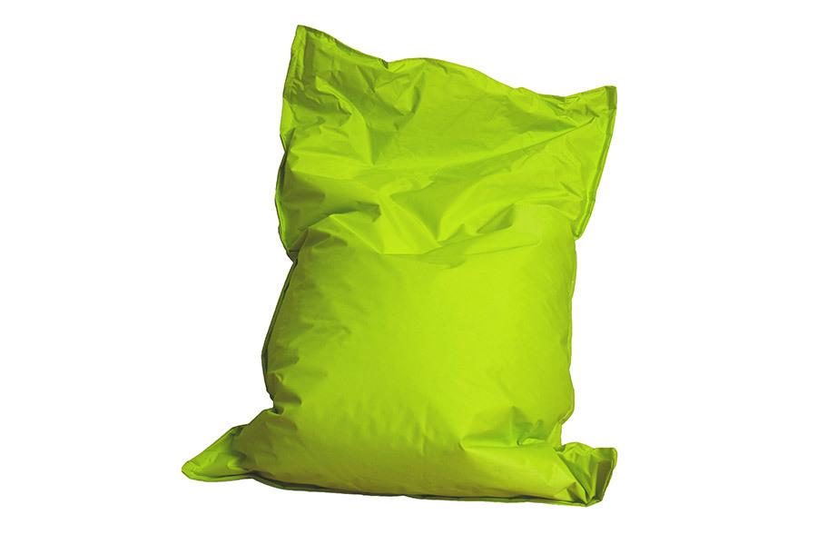Drop & Sit zitzak Apple green - 115 x 150 cm