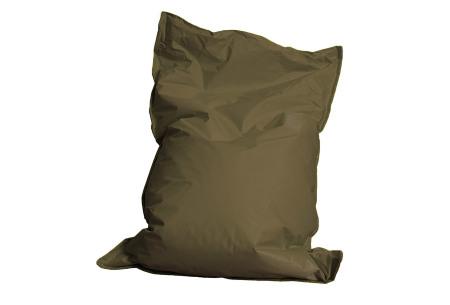 Drop & Sit zitzak | Keuze uit 24 kleuren & 3 formaten - nu extra voordelig!  army green