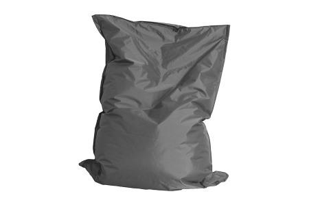 Drop & Sit zitzak | Keuze uit 24 kleuren & 3 formaten - nu extra voordelig!  grijs