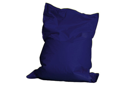 Drop & Sit zitzak | Keuze uit 24 kleuren & 3 formaten - nu extra voordelig!  kobaltblauw