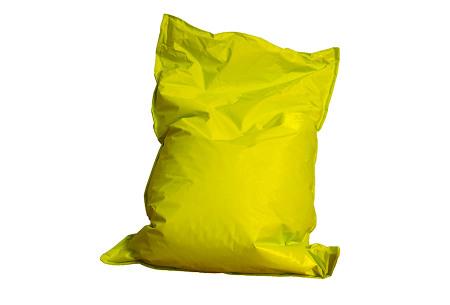 Drop & Sit zitzak | Keuze uit 24 kleuren & 3 formaten - nu extra voordelig!  lime groen