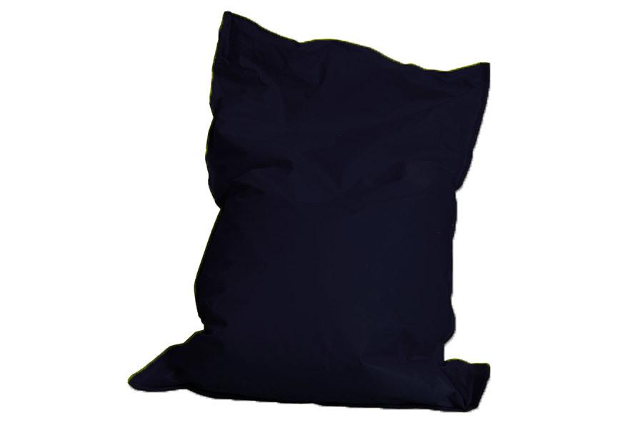Drop & Sit zitzak Marine blauw - 130 x 150 cm