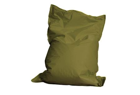 Drop & Sit zitzak | Keuze uit 24 kleuren & 3 formaten - nu extra voordelig!  olijfgroen
