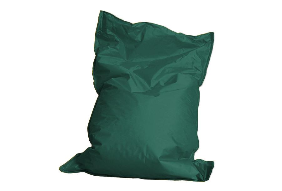 Drop & Sit zitzak Smaragdgroen - 115 x 150 cm