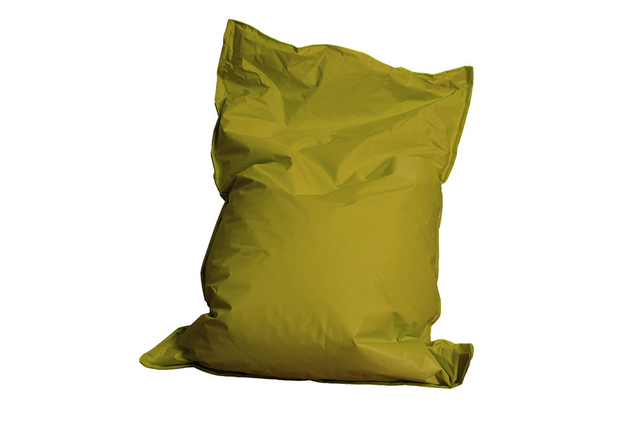 Drop & Sit zitzak Spring green - 130 x 150 cm