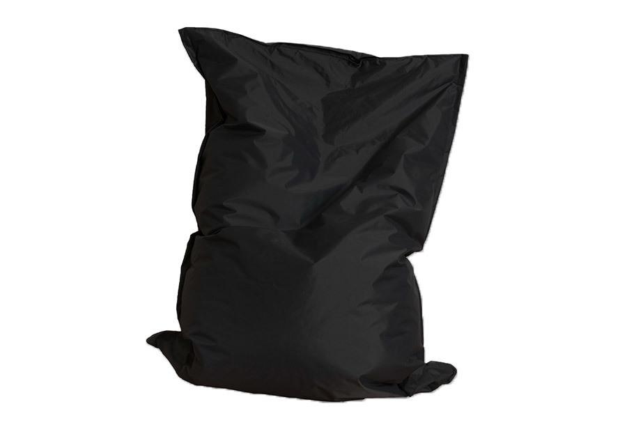 Drop & Sit zitzak Zwart - 130 x 150 cm