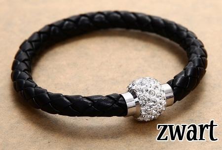 Set van 2 gevlochten Jewels armbanden t.w.v. €19,95 nu GRATIS!