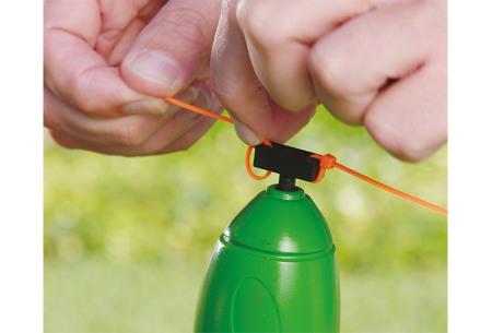 Snoerloze grastrimmer van Hofftech | Compacte en lichtgewicht grasmaaier