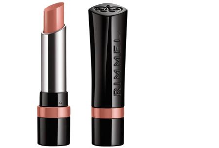 Rimmel London The Only 1 Lipstick | Intense langhoudende kleuren, comfort & hydratatie #4 Pretty Penny