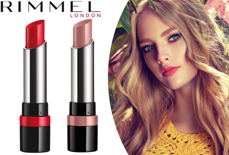 Rimmel London The Only 1 Lipstick nu met korting in de aanbieding