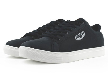 PME Legend schoenen | Leuke & comfortabele heren sneaker Falcon - navy