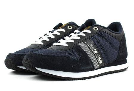 PME Legend schoenen | Leuke & comfortabele heren sneaker Sea hawk - navy