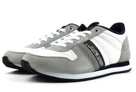 PME Legend schoenen | Leuke & comfortabele heren sneaker Sea hawk - wit