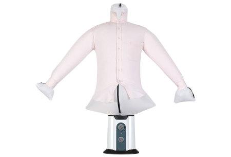 Automatische strijkmachine | Strijken en drogen in één voor shirts, broeken en schoenen