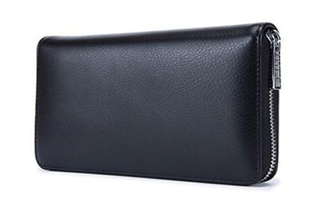 Multifunctionele portemonnee | Ruimte voor 36 pasjes, je smartphone & paspoort