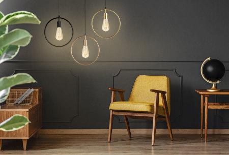 Stavanger hanglamp in 3 kleuren - nu in de aanbieding