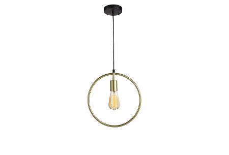 Stavanger hanglamp | Voor een Scandinavische look verkrijgbaar in 3 kleuren goudkleurig