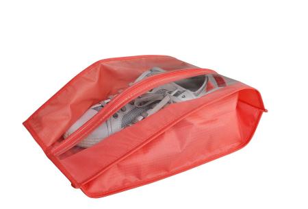 Schoenenorganizer hoezen | De ideale opberghoezen voor sneakers en laarzen watermeloen - sneakers