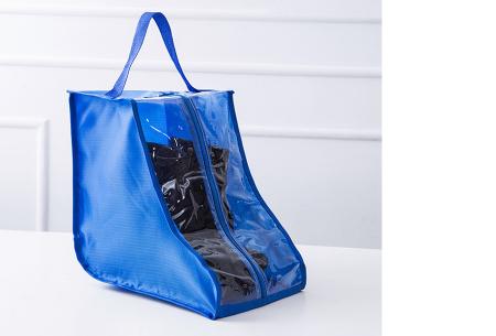 Schoenenorganizer hoezen | De ideale opberghoezen voor sneakers en laarzen blauw - laarzen