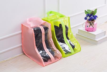 Schoenenorganizer hoezen | De ideale opberghoezen voor sneakers en laarzen