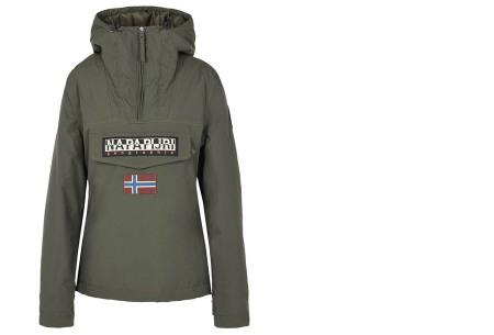 Napapijri jas voor dames en heren | De ideale outdoorjas - Zomer- en wintermodellen ♀ caper winter