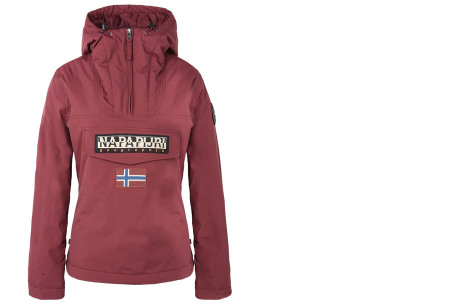 Napapijri jas voor dames en heren | De ideale outdoorjas - Zomer- en wintermodellen ♀ bordeaux winter