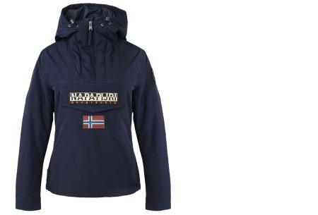Napapijri jas voor dames en heren | De ideale outdoorjas - Zomer- en wintermodellen ♀ blue marine winter