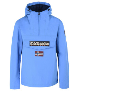 Napapijri jas voor dames en heren | De ideale outdoorjas - Zomer- en wintermodellen ♂ light blue zomer